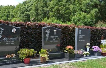 Witters Paesen Begrafenissen - Grafmonumenten
